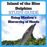 Island of the Blue Dolphins Study using Maslow's Hierarchy