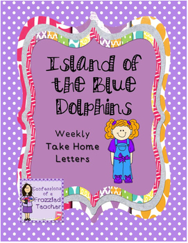 Island of the Blue Dolphins Take Home Notes (Scott Foresman Reading Street)