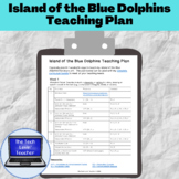 Island of the Blue Dolphins Teaching Plan (Free)