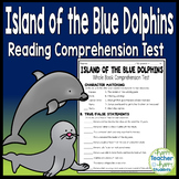 Island of the Blue Dolphins Test: Final Book Quiz with Answer Key