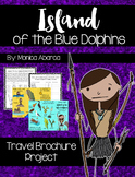 Island of the Blue Dolphins Travel Brochure Project