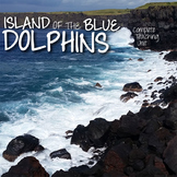 The ISLAND OF THE BLUE DOLPHINS Unit Plan - Novel Study Literature Guide Bundle
