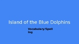 Island of the Blue Dolphins Vocabulary PowerPoint