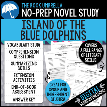 Island Of The Blue Dolphins Worksheets Teaching Resources