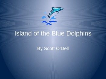 Island of the Dolphins prereading PowerPoint