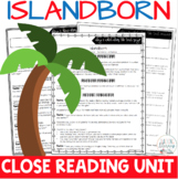 Islandborn Close Reading Lesson Plans
