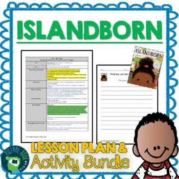Islandborn by Junot Diaz Lesson Plan and Activities