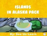 Islands in Alaska Pack