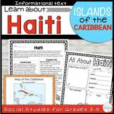 Haiti for Third Grade