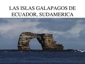 Islas Galapagos (Ecuador)