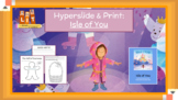 Isle of You Hyperslide and Print Resource - Picture Book -