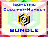 Isometric Color-by-Number Bundle
