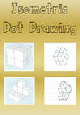 Isometric Dot Drawing