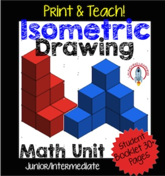 Isometric Drawing Unit NO PREP!