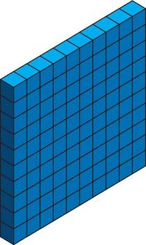 isometric mab block base 10 blocks clip art 84 images by 2 rh teacherspayteachers com base ten clipart free base ten blocks clipart