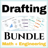 Isometric and Orthographic Drafting Bundle