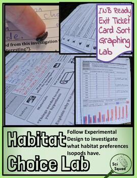 Isopod Habitat Choice Lab