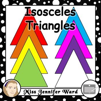 Isosceles Triangle Clipart