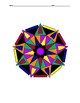 Isosceles and Equilateral Triangles Color by Number