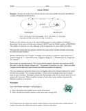 Isotope Model Activity