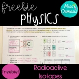 Isotopes introduction lesson