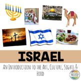 Israel: An Introduction to the Art, Culture, Sights, and Food