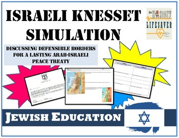 Israel History - A Knesset Simulation (Current Events)