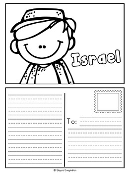 Israel Booklet Country Study Project Unit