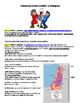 Israel – Palestine Causes of Tensions lesson plan