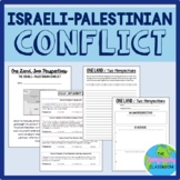 Israel Palestine Conflict History Set