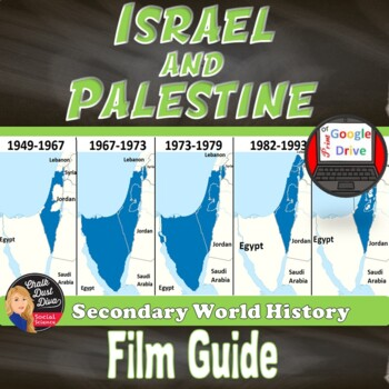 Israel and Palestine FILM GUIDE (Roots of Conflict/The Fight for Peace)