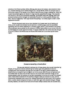Israel Putnam - American Hero