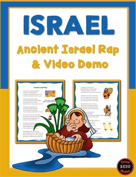 Ancient Israel/Hebrews Rap & Video Demo