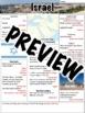 Israel Worksheet