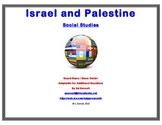 Israel and Palestine Board Game