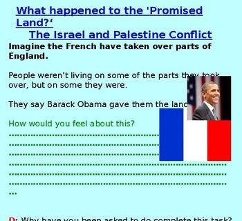 Israel and Palestine: Judaism