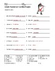 Israeli-Palestinian Conflict Word Search and Printable Vocabulary Worksheets