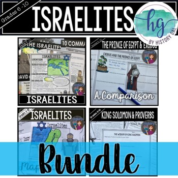 Israelites {Hebrews} Bundle