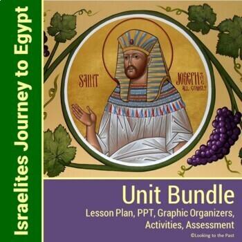 Israelites Journey to Egypt Bundle