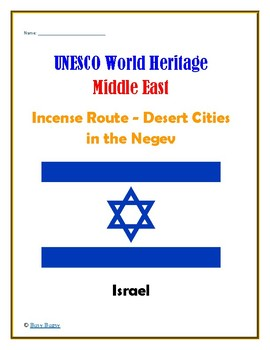 (Middle East GEOGRAPHY) Israel: Masada—Research Guide