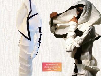 Issey Miyake Japan Fashion Design Clothing Textile Art