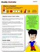 Fraction Newsletter {Fraction Games & Activities} - All Te
