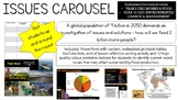 Issues Carousel - Sustainability Starter for Geography