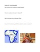 Issues in Africa Unit