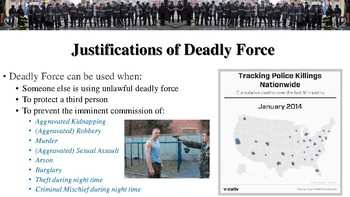 Issues in Law Enforcement Notes