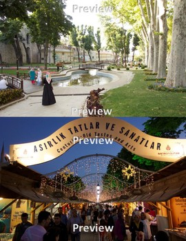 Istanbul Travel Photos Set 2
