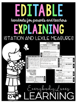 Istation (ISIP) and Lexile Conference Organizers