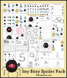 Isty Bitsy Spider Pack