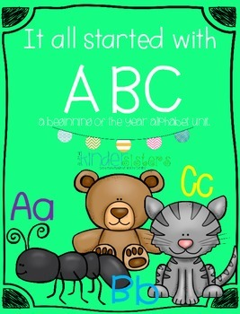 It All Started With ABC