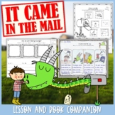 It Came in the Mail by Ben Clanton Retelling Lesson Plan PLUS Extensions